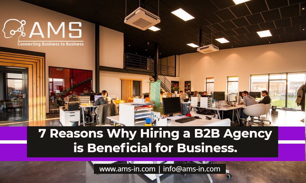 Why outsourcing marketing programs to B2B agencies can prove beneficial for business.