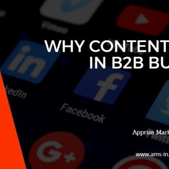 Importance of content marketing.