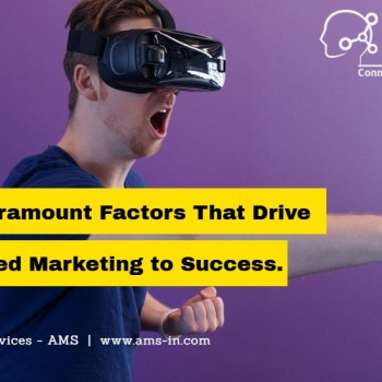 Factors driving ABM to succeed