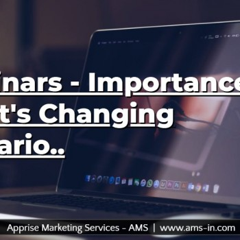 Why webinars matters in B2B marketing.
