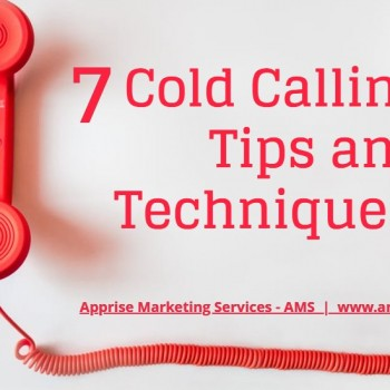 7 specific best practices to improve your cold calling approach, performance and results.